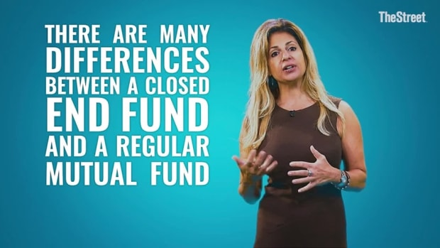 60 Seconds: What Is a Closed-End Fund?