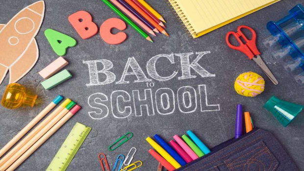 How Much Does it Really Cost to Send Your Kid Back to School?