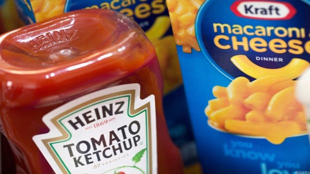 Cramer: One of Our Proudest Moments was Selling Kraft