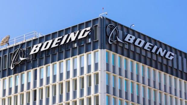 Boeing's CEO Is Bullish on Defense Spending