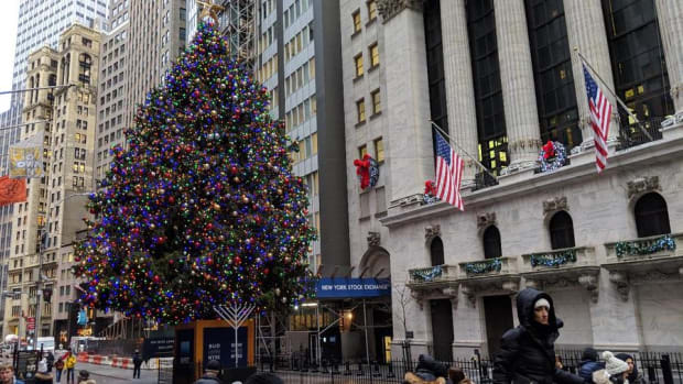 """Is Retail Primed for a """"Santa Clause Surge?"""""""