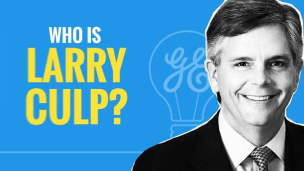 Can CEO Larry Culp Revive General Electric?