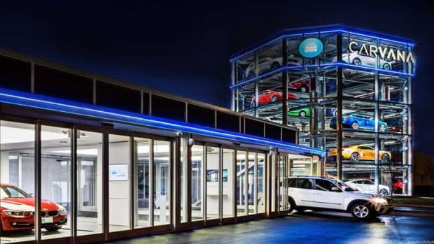 Why Carvana - the Amazon of Cars - Isn't Worried About Trade Tariffs