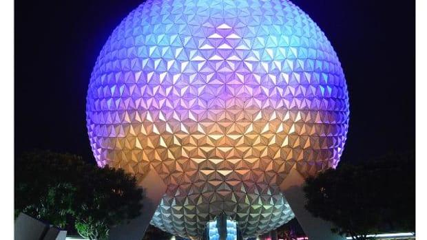 7. Epcot at Walt Disney World