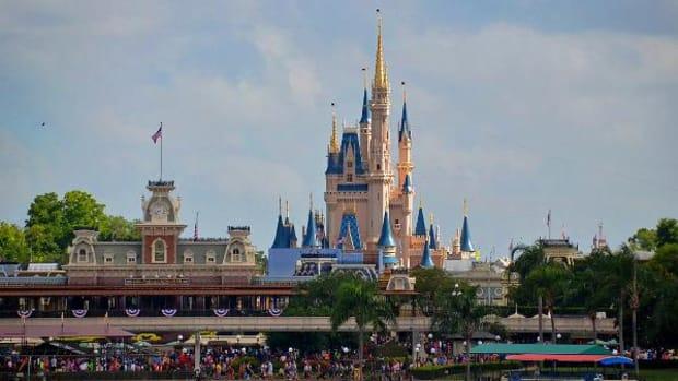 1. Magic Kingdom at Walt Disney World