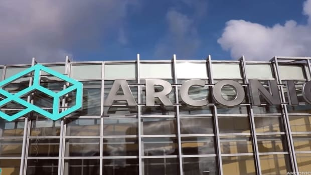 Jim Cramer Reacts to Reports of Private Equity Interest in Arconic