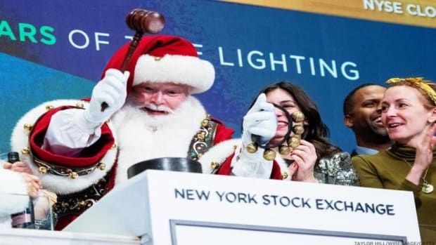 Do You Believe in the Santa Claus Rally?