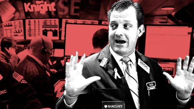 Jim Cramer Says There's A 'Two-Prong' Market