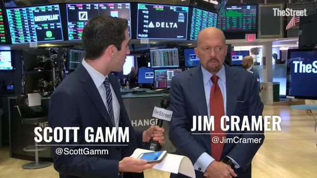 Rewind: Jim Cramer on Trade, Pepsico, SodaStream, Estee Lauder and Nike