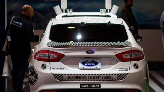 Video: Ford President on Autonomous Cars, the Economy and the Car He Drives