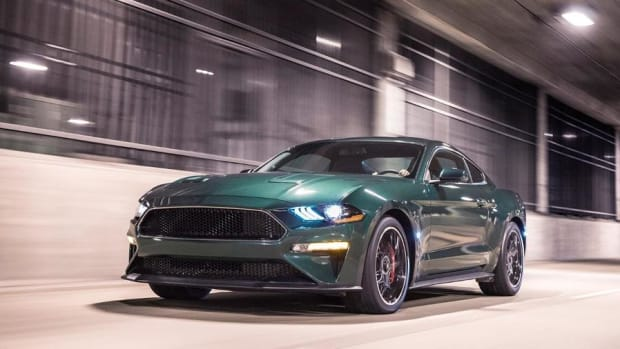 Video: Ford Unveils The 2019 Mustang Bullitt At The NAIAS