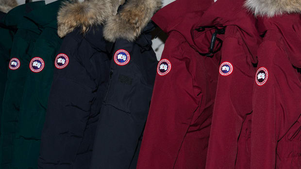 Canada Goose Heads South on Hong Kong Unrest, Wholesale Revenue Drop