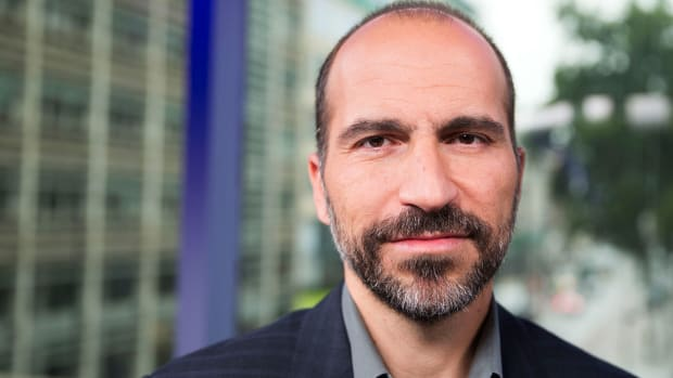 Uber CEO Dara Khosrowshahi: Here's Why Our Stock Is Being Punished