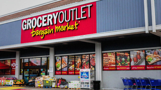 Grocery Outlet, BP, CRISPR Therapeutics: 'Mad Money' Lightning Round