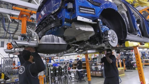 Ford Exec Sees 'Increased Production in China' Even After $1B U.S. Investment