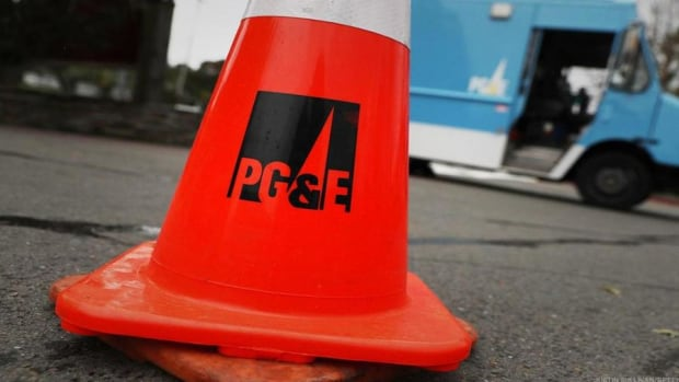 Watch PG&E's Balance Sheet, Says Jim Cramer