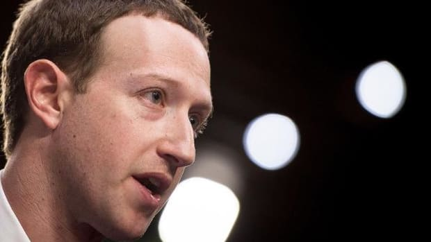 8. Mark Zuckerberg