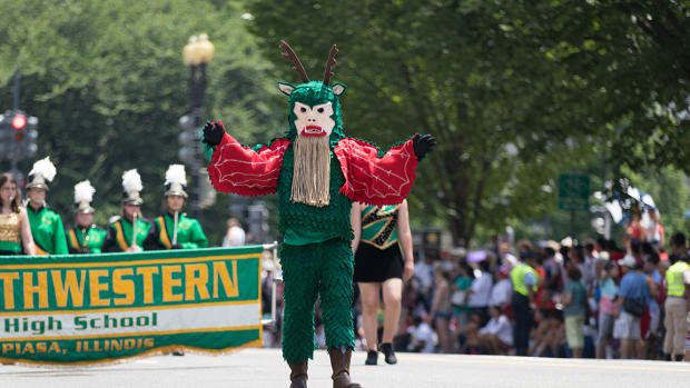 Quirky but Proud: 30 Unusual High School Mascots