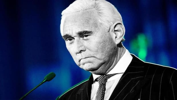 Roger Stone Says the Fed Is Favoring Calls for Impeachment