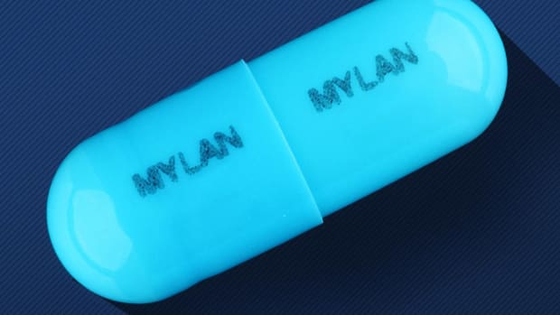 Mylan Beats Earnings Estimates With Shares in Recovery Mode