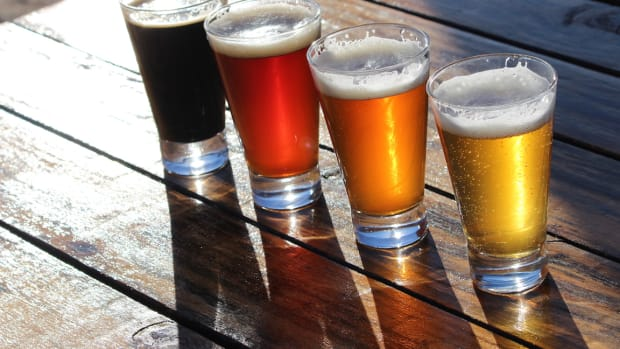 The Most Popular Craft Beers on Tap