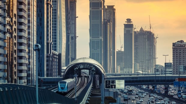 The Cities With the Most Innovative Transportation Futures