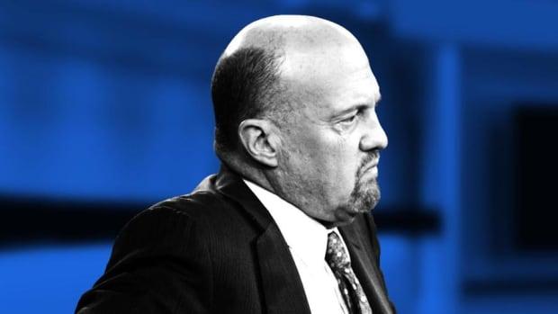 Jim Cramer on Goldman Sachs Earnings and Sears