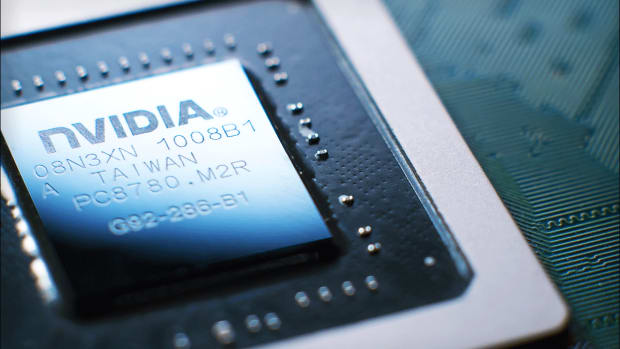 Nvidia Rises on Upgrade to Overweight at Morgan Stanley
