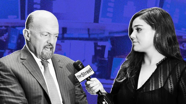 It's the Thanksgiving Special: Jim Cramer on the Consumer and Robinhood