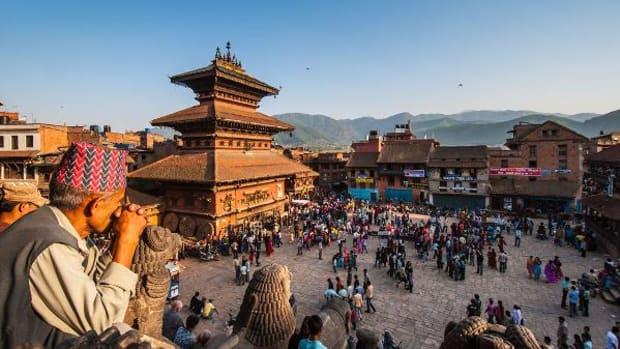 6. Kathmandu, Nepal
