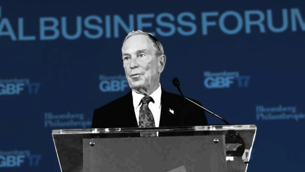 Michael Bloomberg Expected to File For Alabama Presidential Primary: Report