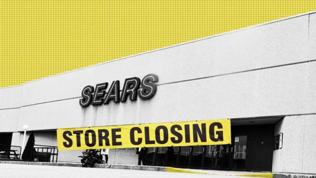 Why Sears is One of Jim Cramer's 'Finest Hours'