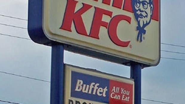 """KFC Drops the """"Fried"""""""