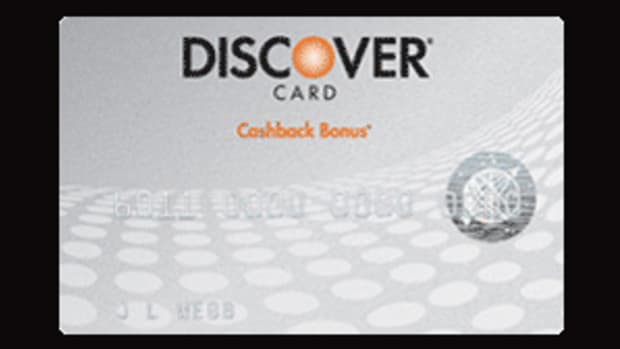 Best Card for Cash Back: Discover More Card