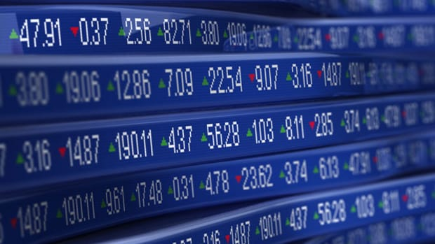 Dow Jones (DJIA) Today: Goldman Sachs Group (GS) Higher