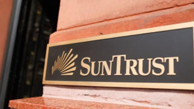 SunTrust: Financial Loser
