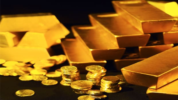 Gold Prices Turn Green as Consumer Confidence Slides