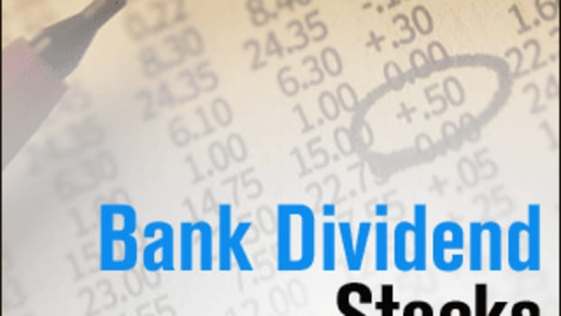 3 Liquid Bank Stocks With Highest Dividend Yields (Update 1)