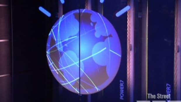 IBM's 'Watson' Pits Man vs. Machine on Jeopardy!