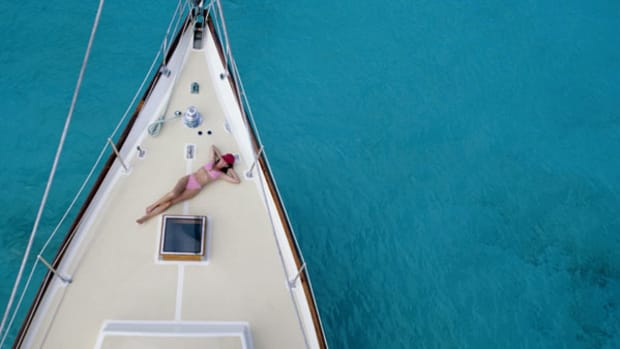 Go Summer Yachting a la J.P. Morgan