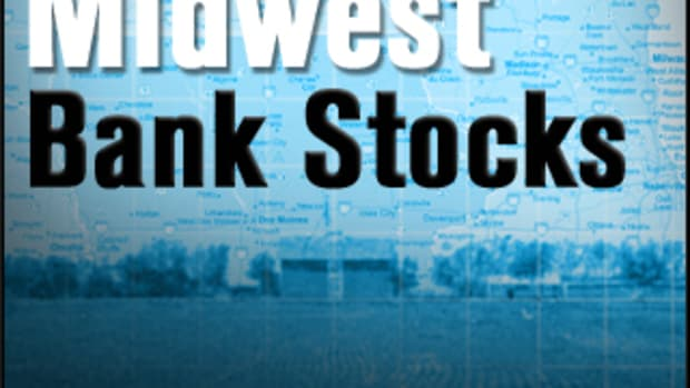 10 Midwest Bank Stocks Revisited