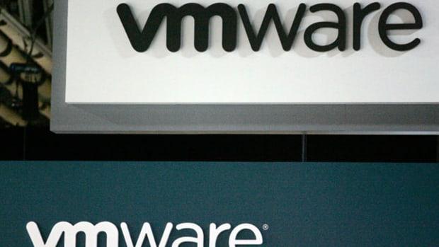 VMware Shares Plummet on Weak Outlook