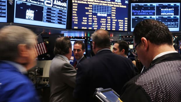 Stock Market Today: Smart Money Eases Out of U.S. Stocks