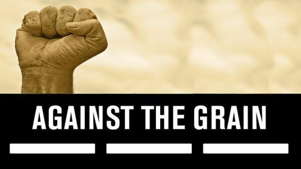 Buy McDonald's! Against the Grain