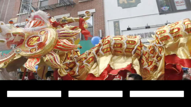 Year of the Dragon Good for Chinese Small Cap Stocks