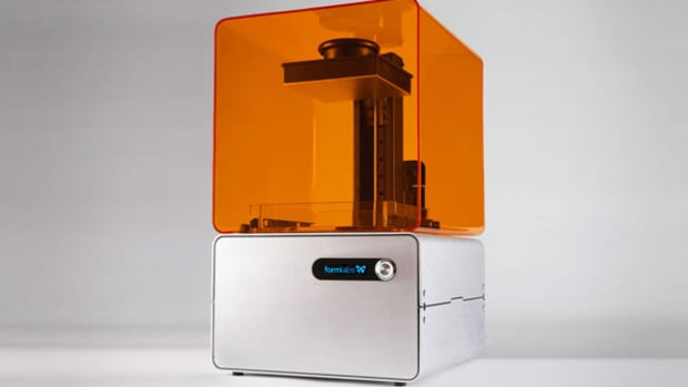 Kickstarting the 3-D Printing Evolution