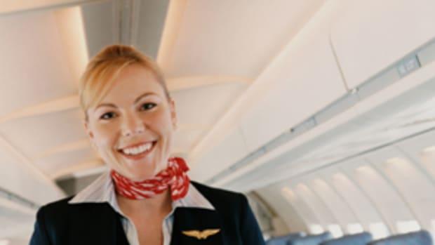 2. Flight Attendant