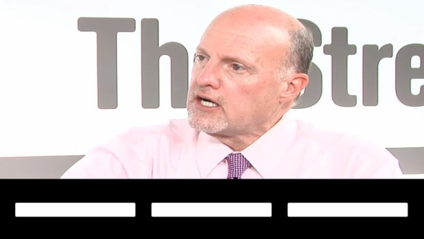 Cramer: I'm Happy With iPhone 4S