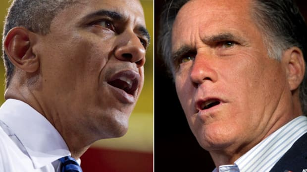National Poll Shows Obama, Romney Neck-and-Neck