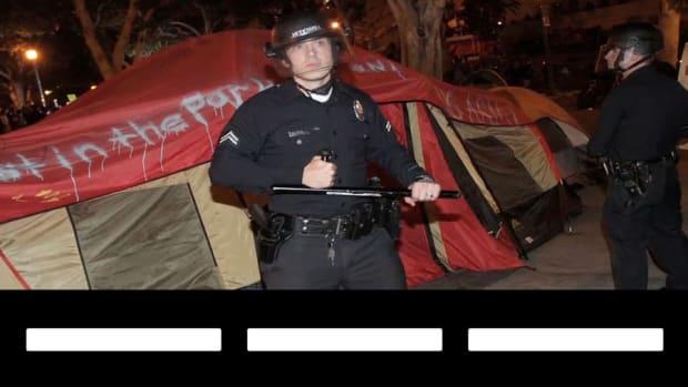 New Weapon for Police, Big Bucks for Taser?